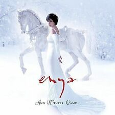 1 CENT CD And Winter Came - Enya CHRISTMAS/NEW AGE