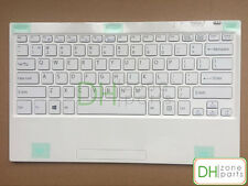 New For SONY VAIO SVT11 TAP11 Bluetooth Wireless US Keyboard White VGP-WKB16