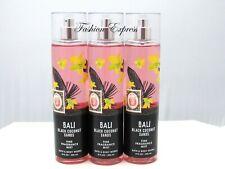 Bali Black Coconut Sands 8 Oz Fine Fragrance Mist Bath & Body Works
