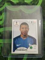 ⚽Kylian Mbappe⚽ #209 RC Rookie (France) - Panini Fifa World Cup Russia 2018