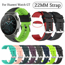 Sports Silicone Wrist Band Strap Bracelet For Huawei Watch GT 2 Pro/GT 2 2e 46mm