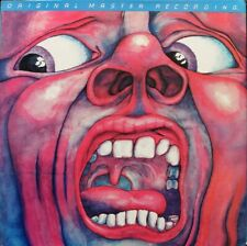 "MFSL  King Crimson ‎""In The Court Of The Crimson King"" LP New"