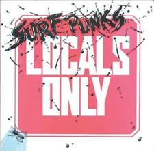 SURF PUNKS - LOCALS ONLY NEW CD