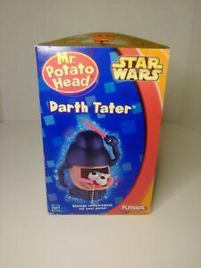 Mr. Potato Head Darth Tater Star Wars Playskool- Vintage Toy