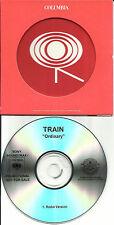 TRAIN Ordinary RARE RADIO VERSION TST PRESS PROMO DJ CD Single 2004 Spider Man