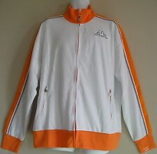 LIMITED EDITION~Kappa POLY JACKET HOLLAND Coat Arm Track sweat shirt Top~Men XXL