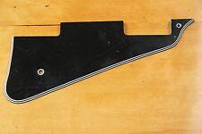 LP PG Black per Gibson ® Les Paul ® Style standard + Custom 5 Ply BWBWB battipenna