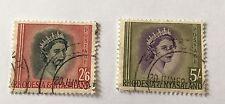 Rhodesia And Nyasaland Sg 12/13 F/U Cat £10,25
