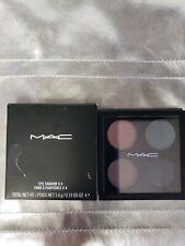 MAC Eye Shadow X 4 AN AMOROUS ADVENTURE QUAD PALLET SABLE SEX & THE OSTER BRAWN