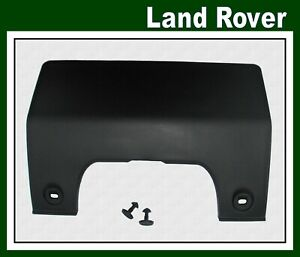 New - Tow Bar Cover - Land Rover Discovery - 2004 to 2014