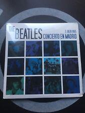 """LP THE BEATLES """"CONCIERTO EN MADRID -VINILO + Revista"""". Nuevo"""