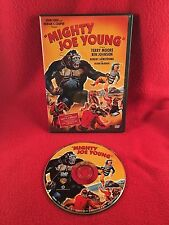 Mighty Joe Young DVD Terry Moore 1949 RKO Pictures Ape Rare OOP Region 1 Working