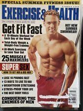 Exercise & Health magazine -  Summer 2000 - Gay Interest