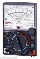 Sanwa Electric Instrument Analog Multi-Tester & Functional SH-88TR SH-88TR