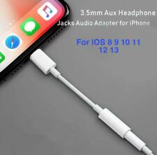 Lightning to 3.5mm Headphone Jack Audio AUX Adapter Converter Cable for iPhone