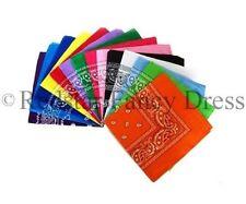Écharpes bandanas multicolore pour homme