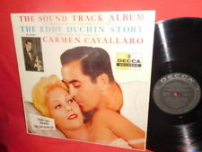THE EDDY DUCHIN STORY Kim Novak OST LP 1964 USA EX MONO First Pressing