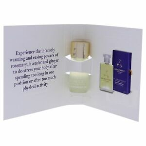 De-Stress Muscle Bath and Shower Oil by Aromatherapy Associates for Unisex 3 ml