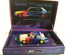 qq 99022 FLY BMW M3 E30 ART CAR KEN DONE