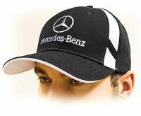 Mercedes-Benz baseball Cap Hat, black. Adjustable size with embroidered logo!!!