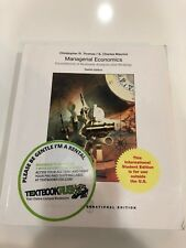 Managerial Economics Foundations of Business Analysis & Strategy 12 Edition