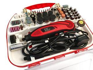 210pcs Drill Hobby Craft Mini Drill Grinder Multi tool Rotary Tool Set 135W HD00