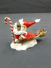 Charming Tails by Roman, Hold onto the spirit of Christmas & Never let Go,No Box