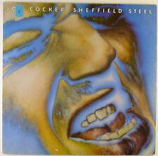 """12"""" LP - Joe Cocker - Sheffield Steel - B2592 - washed & cleaned"""