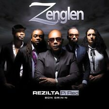 "ZENGLEN ""Rezilta Pi Rèd"" [BON GRENN] New Album Haitian Kompa CD -HOT!!bon bagay"