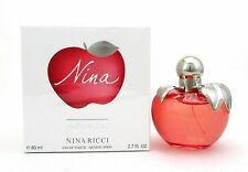 Nina by Nina Ricci EDT Spray 2.7 oz/ 80 ml for Women.Brand new in Sealed Box