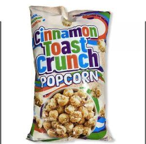 NEW Cinnamon Toast Crunch Popcorn 20 oz Bag