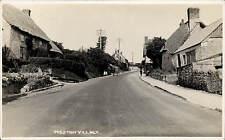 Preston near Weymouth. Village in Seward's Melcombe Series.