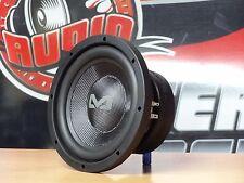 "AMPIRE BOLD82 2x2Ohm 8"" Bold 8 20cm Subwoofer 400/800 Watt NEU!!!"