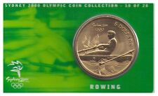 2000 $5 RAM UNC Coin -Sydney Olympics - NO OUTER COVER - 10 of 28 - Rowing