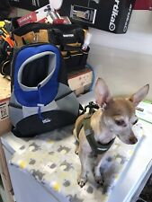 Pet Dog Carrier Puppy Mesh Portable Backpack Travel Front Travel Shoulder Bag US