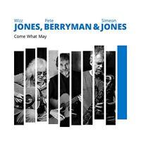 Pete Berryman and Simeon Jones Wizz Jones - Come What May [CD]