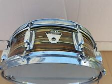 1969 LUDWIG 4 PIECE DRUM KIT - made in USA