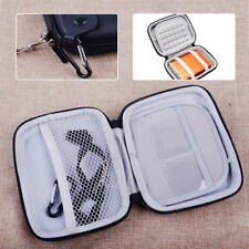 Carrying Case 2.5 inch Hard Drive External Device fit for Seagate Backup WD