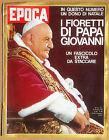 Rivista Magazine - Epoca 22 Dicembre 1963 - Numero speciale Papa Giovanni XXIII