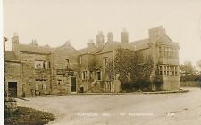 Postcard Foxhound inn Hathersage A2