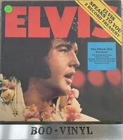 "ELVIS PRESLEY~ USA ""ELVIS SPEAKS TO YOU"" DOUBLE VINYL RARE GV 2002 EX / VG+"
