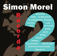SIMON MOREL ~ Record #2 ~ CD Album ~ Like NEW!