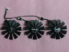 87mm Original ASUS STRIX GTX 1060 1070 1080 Triple Fan 6Pin PLD09210S12HH Q15