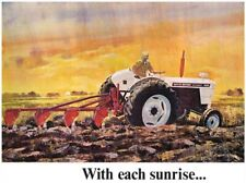 David Brown 990 Selectamatic Brochure Poster Advert - ULTRA RARE A3