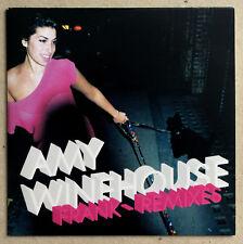 AMY WINEHOUSE * FRANK - REMIXES * UK 7 TRK PROMO * HTF! * MYLO * MJ COLE * BUGZ