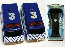 1991-93 TYCO DODGE VAN Wide Pan Slot Car Body VARIATION