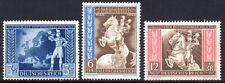GERMANY 3rd REICH 1942 Axis Postal Congress Fine MINT NH Set / MNH