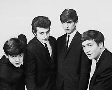 """The Beatles and Pete Best 10"""" x 8"""" Photograph"""
