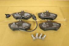 Front brake pads for 280mm discs Passat B5 Audi A4 B5 B6 B7 8E0698151M Genuine