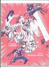 Foom #7 Fall 1974 Friends Of Ol' Marvel